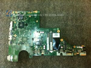 Mainboard Laptop Hp G42 CPU INTEL AMD